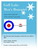 Gull Lake Men's Bonspiels