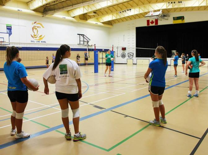 Gull Lake and Area Rec Board Volleyball League