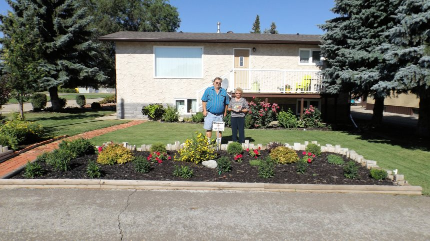 Communities in Bloom Curb Appeal Winner