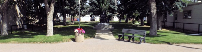 Gull Lake Legion Cenotaph