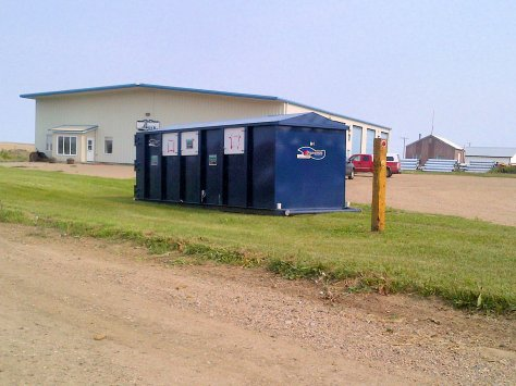 Town of Gull Lake & RM of Carmichael Recycle Centre