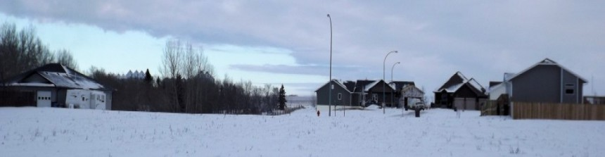 Centennial Subdivision in Gull Lake Saskatchewan