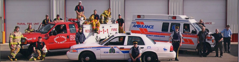 Gull Lake Emergency Services Staff