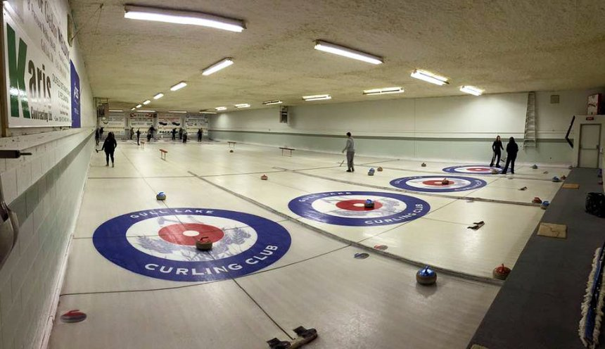 Gull Lake Curling Rink