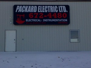 Packard Electrick