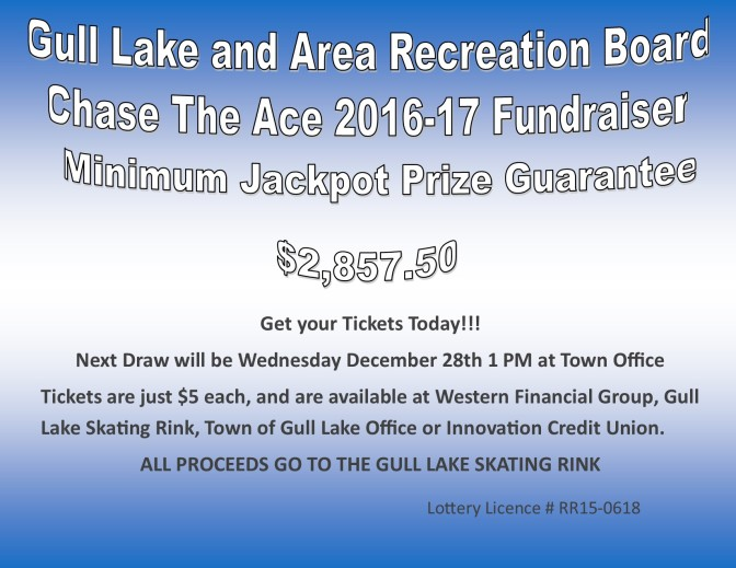 NORMA BERGER WINS THIS WEEKS CHASE THE ACE DRAW