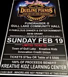 KREATIVE KIDZ EARLY LEARNING CENTRE PRESENTS THE IVORY CLUB DUELING PIANOS SHOW!!!