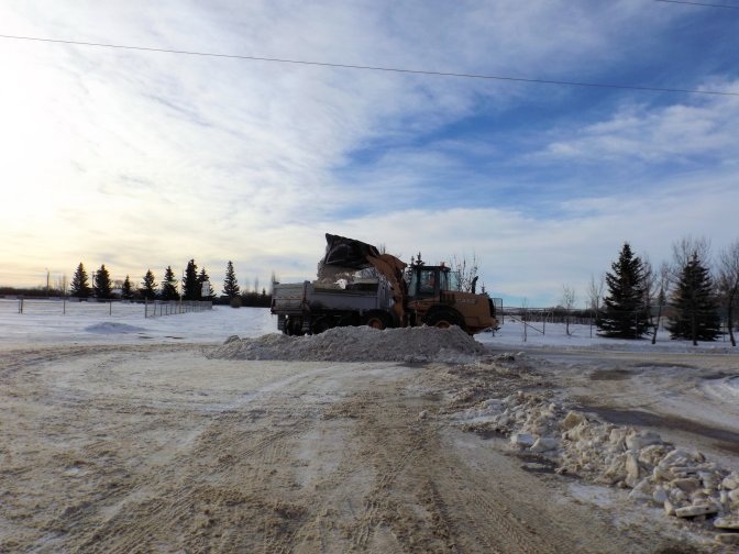 STREET SNOW REMOVAL FOR WEDNESDAY JANUARY 18TH, 2017