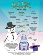 Gull Lake Winterfest 2017